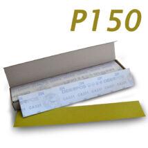 Deerfos csiszoló gyalu papír P150