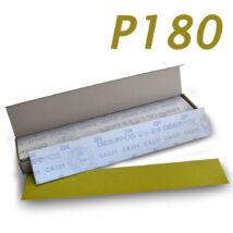 Deerfos csiszoló gyalu papír P180