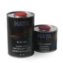 Haya KL72 Ms akril szint lakk liter+0,5 liter PH30 edző 1