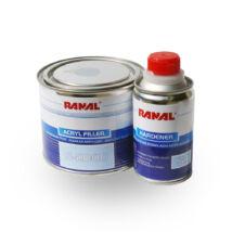 Ranal S-2000 - acryl filler 5+1 0,4 L + 0,08 L  SZÜRKE